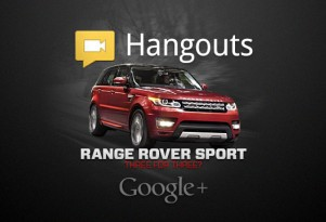 Range Rover Sport - Three For Three?