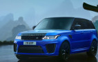 A Range Rover Sport SVR obliterated a record set by a Ferrari