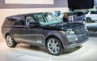 Land Rover Launches New Range Rover SVAutobiography Flagship: Live Photos