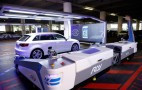 German Airport Introduces Futuristic Automatic Parking System: Video