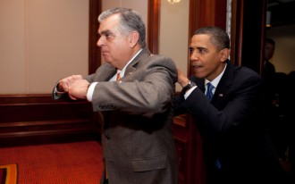 Ray LaHood Say Hands-Free Calls Are A-Okay, Throws NTSB Under Bus