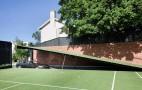 Australian enthusiast builds Batman garage under mansion