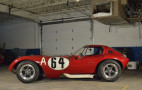 Record-setting, Shelby-fighting 215-mph Cheetah to be auctioned