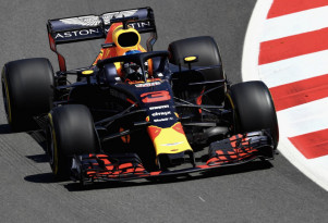 Red Bull Racing at Spanish Grand Prix