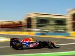 Red Bull Racing at the 2011 Formula 1 European GP