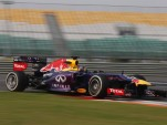 Red Bull Racing at the 2013 Formula One Indian Grand Prix