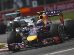 Red Bull Racing at the 2014 Formula One Canadian Grand Prix