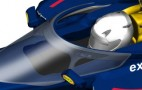 Red Bull Racing presents alternative F1 cockpit protection solution