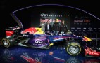 Red Bull Racing RB9 2013 Formula One Car Makes Debut: Video