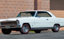 Reggie Jackson's 1966 Chevy Nova SS