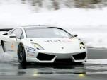 Reiter Engineering Lamborghini Gallardo race car