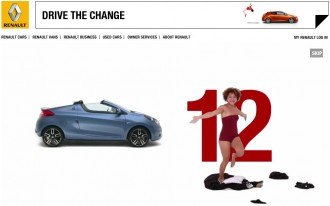 Renault Seeks Warm, Caring Strippers For Short-Term YouTube Commitment