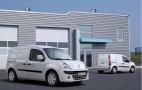 2011 Renault Kangoo Express Z.E: Value For Money EV Van