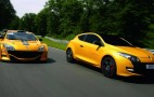 Renault Megane RS Trophy On Record FWD 'Ring Run: Video