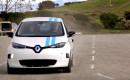 Renault self-driving obstacle avoidance system