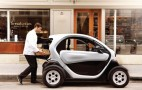Renault Twizy Cargo: Electric City Car Loses Seat, Gains Cargo Space