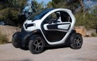 Will Open-Air Renault Twizy Electric Car Threaten New Smart ForTwo?