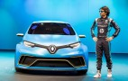 Renault Zoe e-Sport Concept at Geneva highlights electric-car performance (live photos)