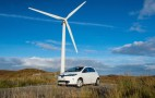Wind-Powered Electric Renaults For Rent In Remote Scottish Hebrides Islands
