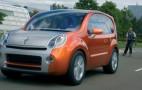 Renault's new Kangoo Compact Concept