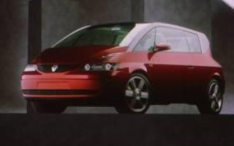 1999 Geneva Show: Renault Avantime