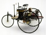 Replica of the Benz Patent Motorwagen