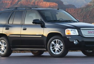 Report: GMC considering dropping the Acadia, Envoy or Canyon