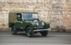 25 original Land Rovers to be restored