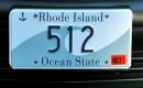 Rhode Island license plate. Image courtesy of Wikipedia.