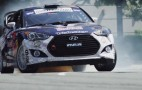 Rhys Millen Thrashes Global Rallycross Car Around Streets Of Washington, D.C.: Video