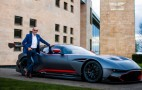 Aston Martin forms partnership with watch brand Richard Mille