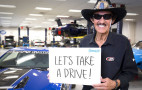 Win a Chevy Camaro SS and have BBQ with NASCAR legend Richard Petty