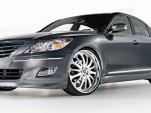 RIDES creates custom SEMA Hyundai Genesis mobile tech center