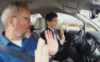 Self-driving car ethics, Toyota's performance division, Tesla charging: What's New @ The Car Connection