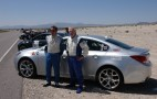 Buick Regal GS Takes Second In Nevada Open Road Challenge