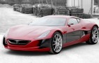 1,088-HP Rimac Concept One Electric Car On Sale For $980,000