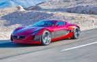 Rimac's 1,088-HP Electric Car Burns Rubber In New Video
