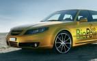 Rinspeed's Saab 9-5 BioPower concept