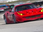 Risi Competizione Ferrari 458 Italia GT race car