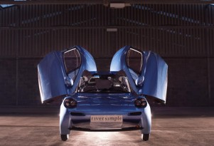 Brit Firm Riversimple Resurfaces With Rasa Fuel Cell Car