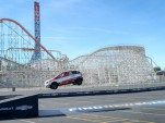 Rob Dyrdek reverse-jumps Chevy Sonic RS to new record