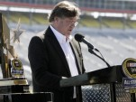 Robin Pemberton explains the Sprint All-Star changes at Charlotte Motor Speedway - NASCAR photo