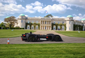 Robocar to race at Goodwood Festival of Speed Hill Climb