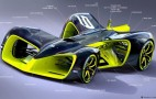 Roborace autonomous racing edges closer to reality with reveal of final car design