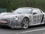 Roding Roadster 23 electric car spy shots