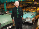 Meet the man with 24 Aston Martin Lagondas in his $51M car collection