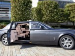 Rolls-Royce bespoke collection at the 2010 Paris Auto Show
