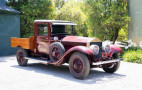 World's only Rolls-Royce pickup truck going to auction