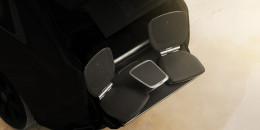 Rolls-Royce Cullinan's tailgate seats