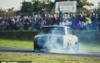 Classiest Sideways Shenanigans With A Rolls-Royce Drift Car